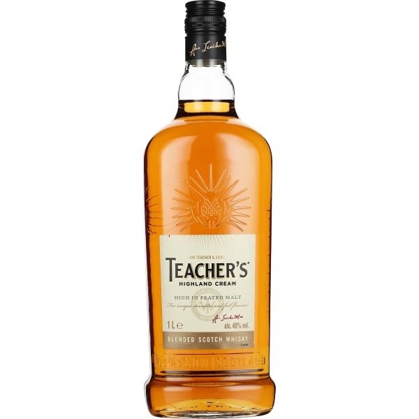 Teachers Whisky 1LTR