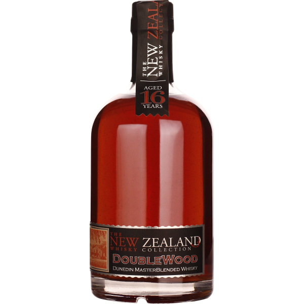 The New Zealand Whisky Collection 16 years DoubleWood 50CL