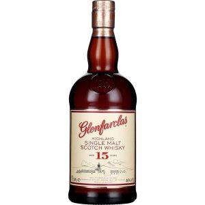 Glenfarclas 15 years Single Malt 70CL