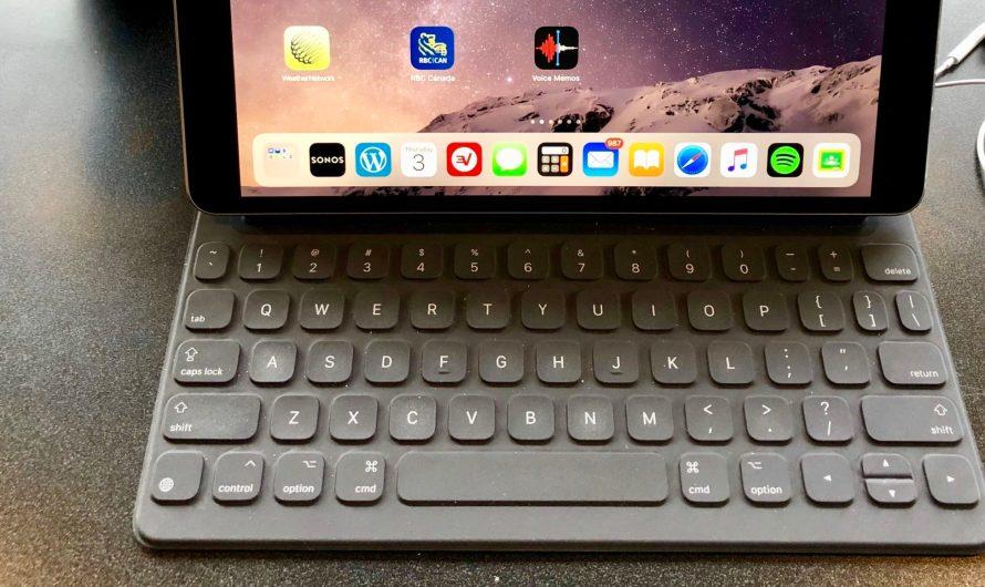 Logitech Slim Combo or Apple Smart Keyboard???