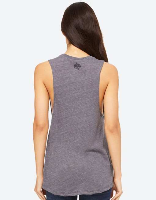 The Smuggler Muscle Womens Tank