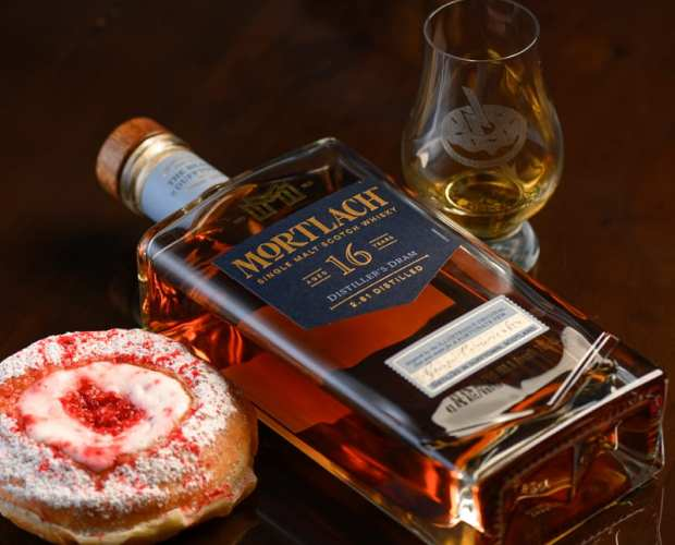 Mortlach 16 | Raspberry Ripple - Whisky And Donuts - WhiskyAndDonuts.com