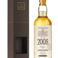 Wilson & Morgan Caol Ila 2008-2020 Quercus Alba