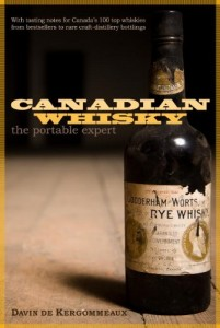 Canadian Whisky book cover