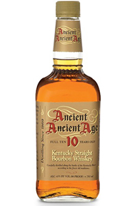 Ancient Ancient Age 10 Year Bourbon. Photo courtesy Great Bourbons.com.