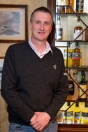 Highland Park Manager Graham Manson.  Photo © 2013, Mark Gillespie.
