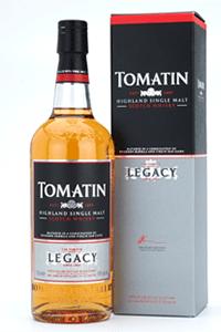 Tomatin Legacy. Photo courtesy Tomatin Distillery.