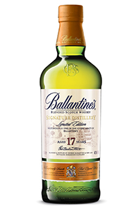 Ballantine's 17 Miltonduff Signature Distillery Edition. Image courtesy Chivas Brothers.
