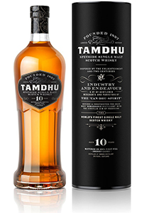 Tamdhu 10 Limited Edition. Image courtesy Ian Macleod Distillers.