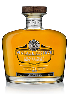 Teeling Whiskey Company Silver Vintage Reserve. Photo courtesy Teeling Whiskey Company.
