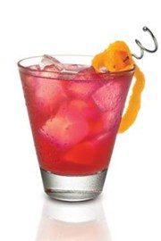 Wild Turkey's Red Stripes cocktail. Image courtesy Wild Turkey.