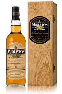 Midleton Very Rare 2013 Edition. Image courtesy Irish Distillers.