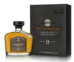 Teeling Whiskey Company's The Gathering Irish Single Malt Whiskey. Image courtesy Teeling Whiskey Company.