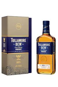 Tullamore Dew Phoenix Irish Whiskey. Image courtesy William Grant & Sons.