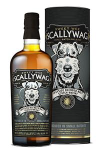 Scallywag Blended Malt Scotch Whisky. Image courtesy Douglas Laing & Co.
