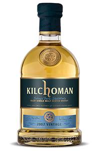 Kilchoman 2007 Vintage. Image courtesy Kilchoman/ImpEx Beverages.