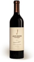 Jamieson Ranch Vineyards 2011 Double Lariat Cabernet Sauvignon. Image courtesy Jamieson Ranch Vineyards.