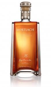 Mortlach 25 Single Malt Scotch Whisky. Image courtesy Diageo.