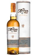 The Arran 17 Single Malt. Image courtesy Isle of Arran Distillers.