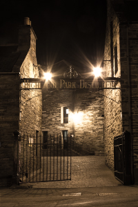 Edrington's Highland Park Distillery in Kirkwall, Orkney, Scotland. Photo ©2013 by Mark Gillespie.