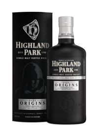 Highland Park Dark Origins. Image courtesy Highland Park/Edrington.