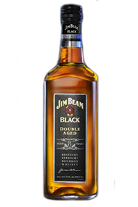 Jim Beam Black. Image courtesy Jim Beam.