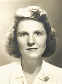 Marjorie Mattingly Samuels. Photo courtesy Maker's Mark Distillery.
