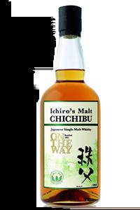 Chichibu On The Way Japanese Single Malt. Image courtesy Venture Whisky Ltd./Ichiro's Malts.