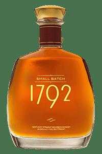 1792 Small Batch Bourbon. Image courtesy Sazerac.