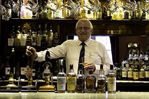 Highlander Inn owner Duncan Elphick in November, 2014. Photo ©2014 by Mark Gillespie.
