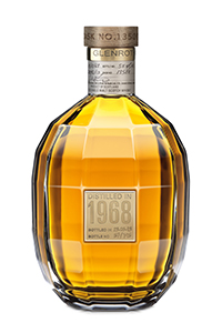The Glenrothes 1968 Single Cask. Image courtesy Berry Bros. & Rudd.