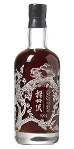 This 1963 Karuizawa brought a high bid of $32,249 USD at the Bonhams Hong Kong whisky auction February 6, 2015. Image courtesy Bonhams.