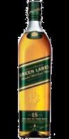 Johnnie Walker Green Label Blended Malt Scotch Whisky. Image courtesy Johnnie Walker/Diageo.