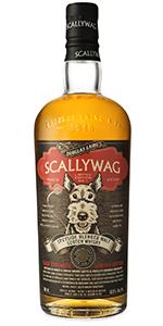 Scallywag Cask Strength. Image courtesy Douglas Laing & Co.