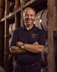 Four Roses Master Distiller Brent Elliott. Photo courtesy Four Roses.