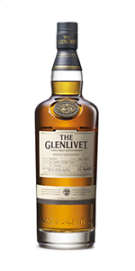 The Glenlivet Pullman Club Car Single Malt Scotch Whisky. Image courtesy The Glenlivet/Chivas Brothers.