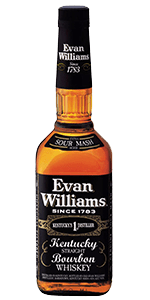 Evan Williams Extra Aged Bourbon. Image courtesy Heaven Hill.
