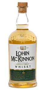 Lohin McKinnon Single Malt. Image courtesy Central City Brewing Company.
