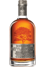 Bainbridge Battle Point Organic Wheat Whiskey. Image courtesy Bainbridge Distillers.