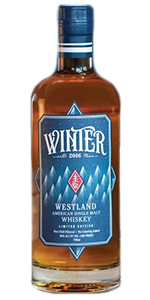 Westland Winter 2016 Edition. Image courtesy Westland Distillery.