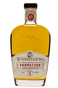 WhistlePig Rye FarmStock Crop #001. Image courtesy WhistlePig Rye.