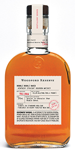 Woodford Reserve Double Double Oaked Bourbon. Image courtesy Woodford Reserve/Brown-Forman.