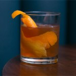 Highland Park's Bold Fashioned cocktail. Image courtesy Highland Park.