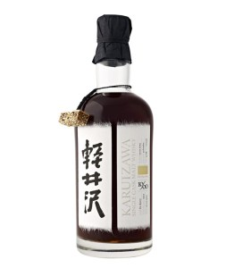 """The Squirrel,"" a 1960 Karuizawa single cask bottling stolen from La Maison du Whisky in Paris on November 12, 2017. Image courtesy La Maison du Whisky."