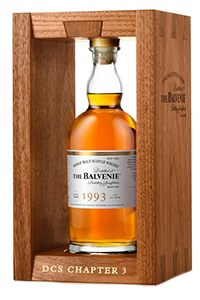 The Balvenie DCS Compendium 1993. Image courtesy William Grant & Sons.