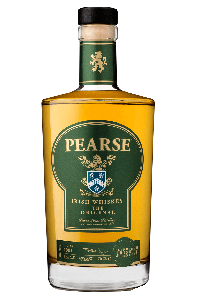 Pearse Irish Whiskey: The Original. Image courtesy Pearse Lyons Distillery.