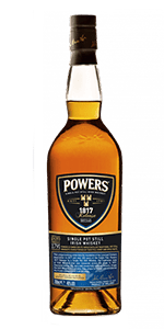 Powers 1817 Release. Image courtesy Irish Distillers Pernod Ricard.