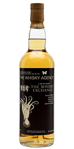 The Whisky Agency Irish 1989. Image courtesy Speciality Drinks.