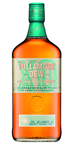 Tullamore D.E.W. XO. Image courtesy Tullamore D.E.W./William Grant & Sons.