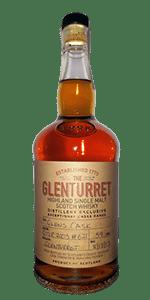 """Glenturret """"Glen's Cask"""" Single Malt. Image courtesy Glenturret/Edrington."""